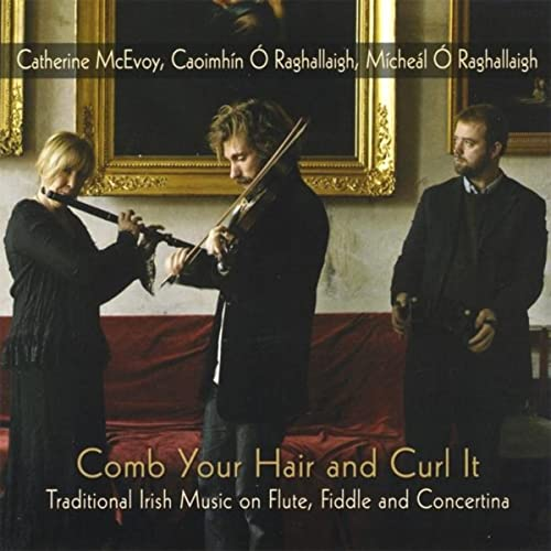 Comb Your Hair Album Cover
